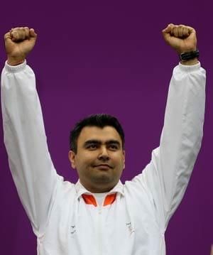London 2012 shooting: Pranab Mukherjee congratulates Gagan Narang
