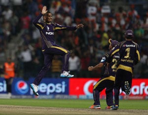 Kolkata Knight Riders come up against a rampaging Kings XI Punjab in IPL 7