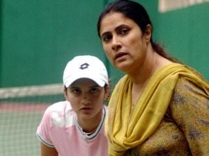 Why Sania Mirza's mother is going for the London Olympics