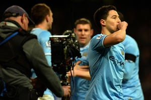 Manchester City beat Chelsea F.C. 2-0 to reach FA Cup quarters
