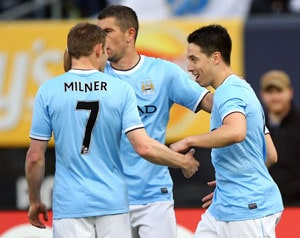 Manchester City down Chelsea 5-3 in friendly
