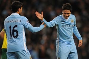 Man City can cope with title pressure: Nasri