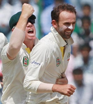 Test spinner Nathan Lyon moves to New South Wales