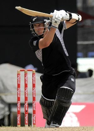 2nd ODI: Nathan McCullum fires New Zealand to victory