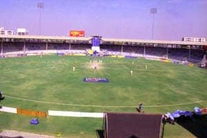 Cricket stadiums stand empty in isolated Pakistan