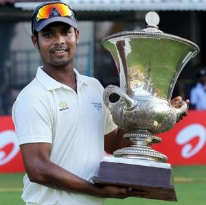 Ashok Dinda set the momentum for Duleep Trophy win: Natraj Behera