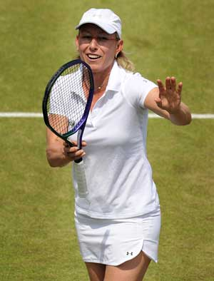 Overcrowded tennis schedule: Navratilova backs players
