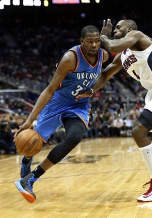 Oklahoma City Thunder and Los Angeles Clippers extend winning streaks