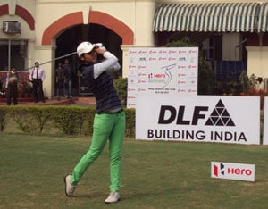 Neha Tripathi favourite for eighth leg of Hero Women's Golf Tour 2013