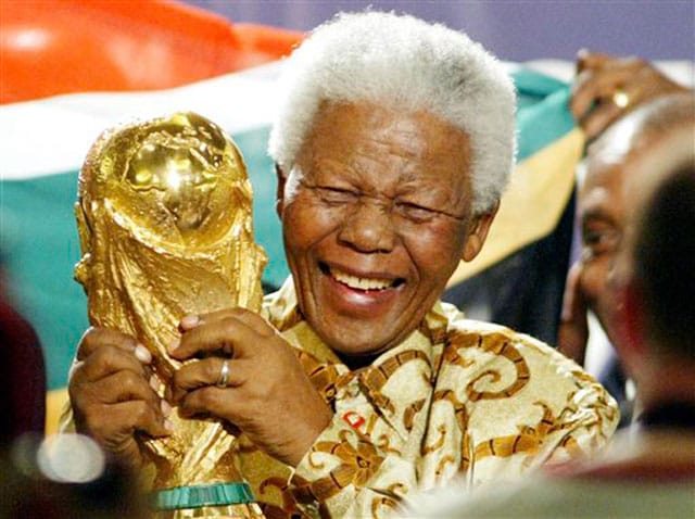 Nelson Mandela was my hero, says Brazilian football legend Pele