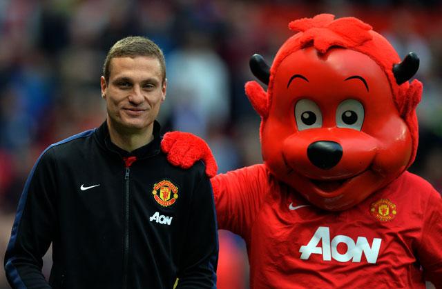 Manchester United F.C. Beat Hull City 3-1 in Nemanja Vidic's Last Home Game