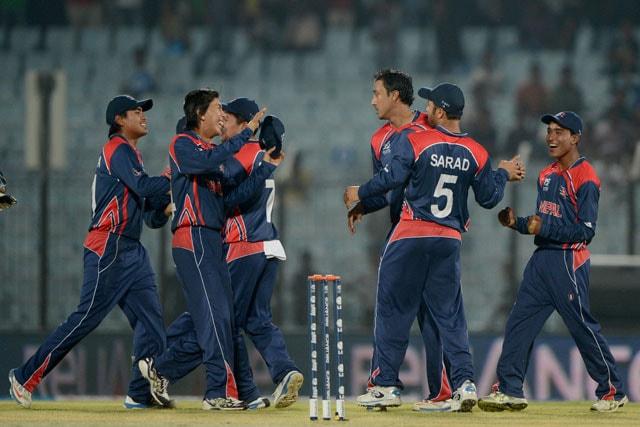 ICC World Twenty20: Debutants Nepal crush Hong Kong by 80 runs