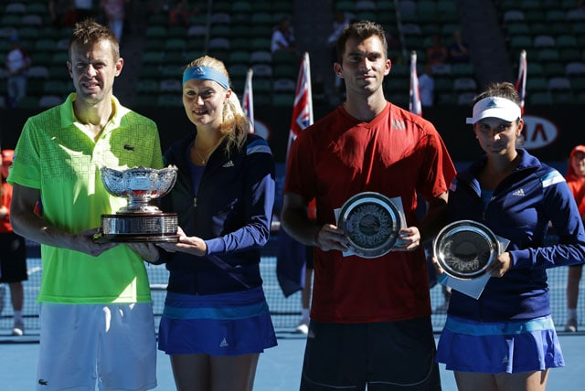 Australian Open: Sania Mirza-Horia Tecau lose in mixed doubles final