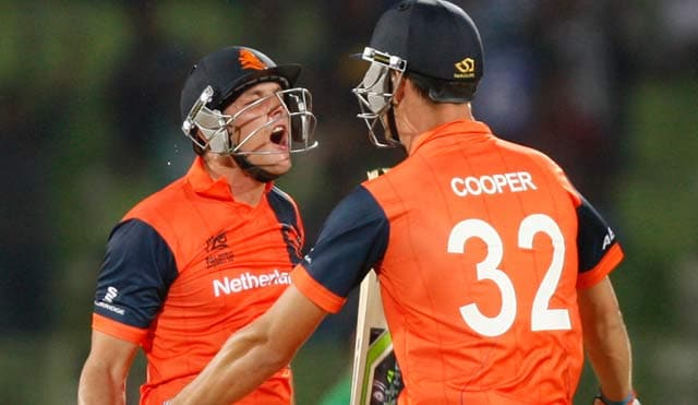 Live Cricket Score: England vs Netherlands