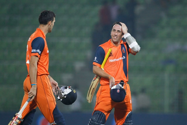Netherlands easily beat UAE in ICC World Twenty20