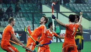 Hockey World League Final: Netherlands to face New Zealand in title clash