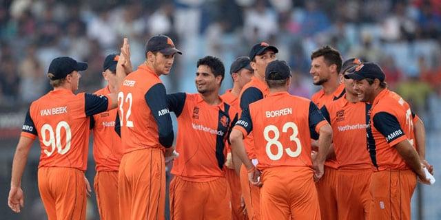 World Twenty20: Netherlands humiliate England, win by 45 runs