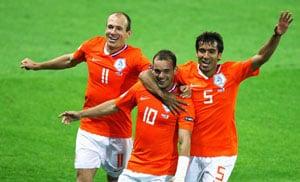 Netherlands topples Spain in FIFA world rankings