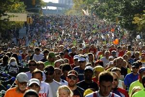 New York City Marathon preparation continues