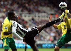 Newcastle beats Norwich 1-0 in Premier League