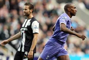Amoebi strikes late as Newcastle draw with Spurs