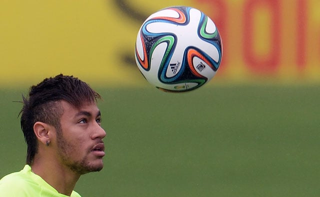 FIFA World Cup: Neymar Stronger, More Mature, Says Brazil Trainer