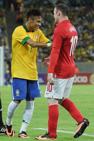 England hold Brazil 2-2 in friendly at the Maracana Stadium