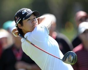 Top-ranked Tseng fires 67 to share LPGA lead