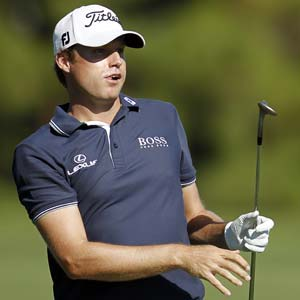 Watney, Na share lead at Justin Timberlake event
