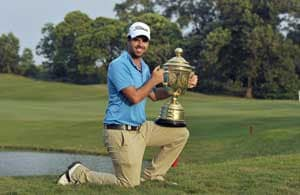 Cullen secures maiden title with Indonesian Open win
