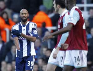 Nicolas Anelka asks FA to drop 'hate' gesture charge