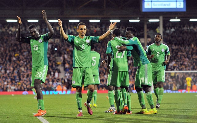 FIFA World Cup: Nigeria Force Draw in Controversial Friendly vs Scotland