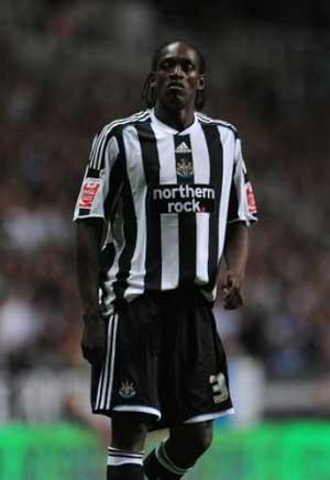 Newcastle striker arrested over assault