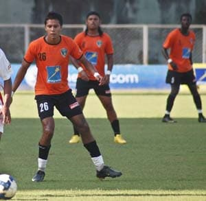 Indian midfielder banned for doping