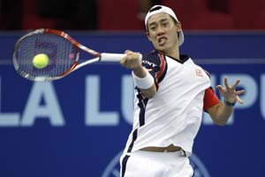 Nishikori inspired by Murray