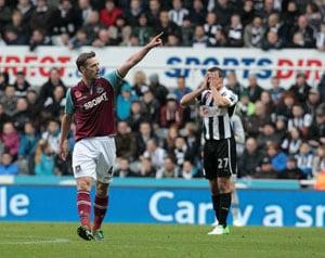 Newcastle United undone by old boys Sam Allardyce and Kevin Nolan
