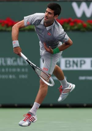 Indian Wells: Novak Djokovic books clash with in-form Marin Cilic