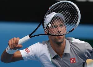 Novak Djokovic into 3rd round at Australian Open