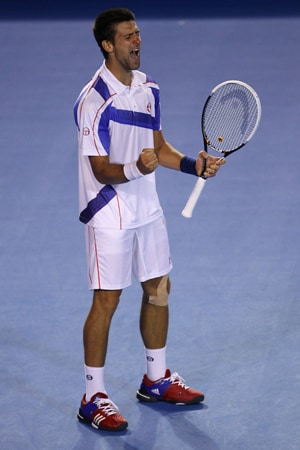 Djokovic in round 3 of Indian Wells