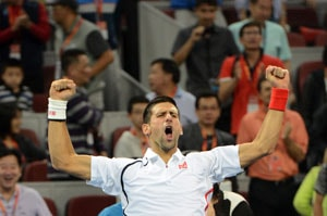 Novak Djokovic cautious on quick return to top spot