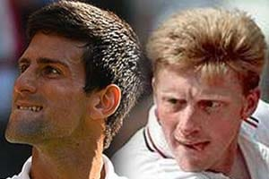 Novak Djokovic appoints Boris Becker as coach