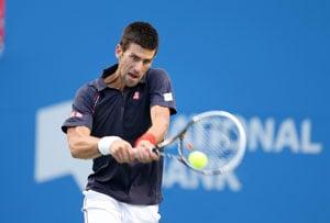 Novak Djokovic completes Canadian hat-trick