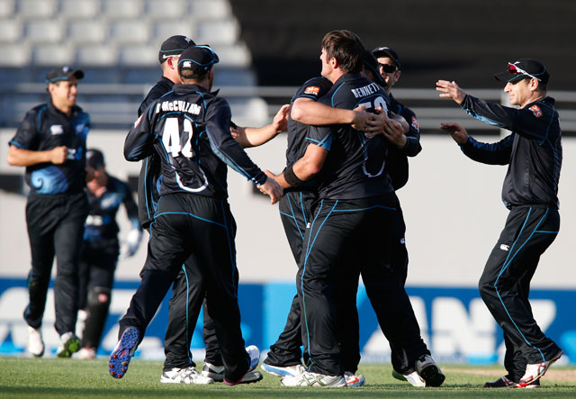 New Zealand media taunts 'big-brother' India after ODI series win