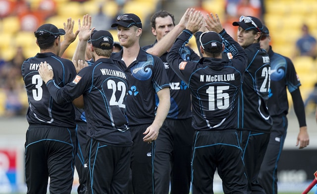New Zealand vs India 5th ODI, highlights: Visitors humbled to 4-0 series loss after 87-run loss at Wellington