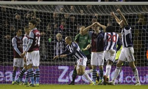 Aston Villa punished by Peter Odemwingie late show
