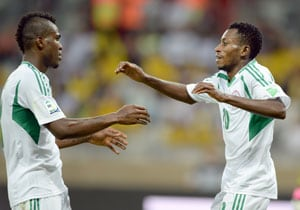 Confederations Cup: Nigeria swamp minnows Tahiti 6-1 in opener