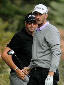 Ogilvy-Allenby spat looms large at Masters