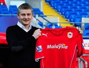 FA Cup the perfect start, says new Cardiff coach Ole Gunnar Solskjaer
