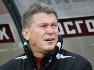 UEFA Euro 2012: Blokhin wary of 'tornado' effect against Sweden