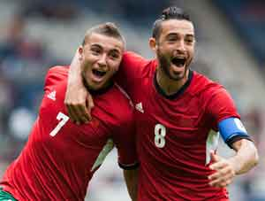 Morocco draw 2-2 with Honduras